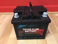 Brand new car battery TRRADE CLUB