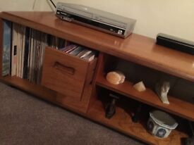 Coffee table/side table solid piece of furniture