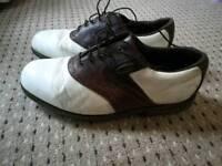 Footjoy golf shoes size uk9