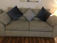 Next Stamford 3 Seater Sofa & Snuggle Chair