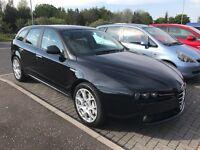 Alfa Romeo 159 Sportwagon 2.4 JTDm Lusso 5dr