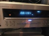 Teac 250w Surround Sound amp receiver hifi separates with remote