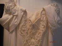 Jessical McClintock wedding dress