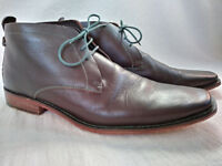 Ted Baker Ashcroft Ankle Boots, Size 10