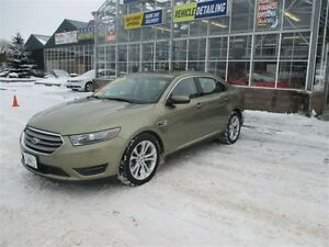 2013 Ford Taurus SEL - Leather, sunroof and Ecoboost engine.