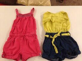 Girls clothes bundle 2/3- some peppa pig, gap,