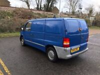 2002 Mercedes-Benz Vito 2.2 110CDI Panel Van Automatic @07445775115 Automatic Van No VAT To Pay