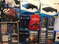 Sony PS4 Consoles new and used 500GB 1TB Slim Pro from £159