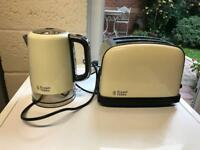 Matching kettle and toaster!