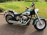 Harley Davidson 1450 Fat Boy in VERY GOOD CONDITION!!