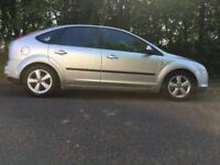 2006 Ford Focus 1.6 ZETEC, 5 Door, Petrol, Manual, MOT 11 Months, CHEAP CAR