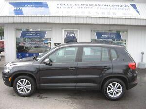 2012 Volkswagen Tiguan Trendline   TSI