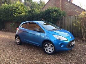 2010 10 Ford KA 1.2 Studio 3dr.. IDEAL FIRST CAR!! LOW MILES!! VERY CLEAN AND DRIVES WELL!!