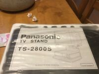 Panasonic TV Stand TS 2800S Brand new And original Packaging