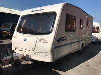 Bailey Ranger 500 5 Berth 2005 Caravan
