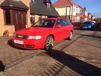 Audi s4 bitubo SWAP