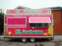Smoothie Trailer for SAle