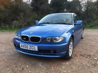 Bmw 318 coupe low milage auto high spec