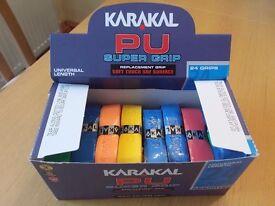 Karakal PU Super Grips (x17)