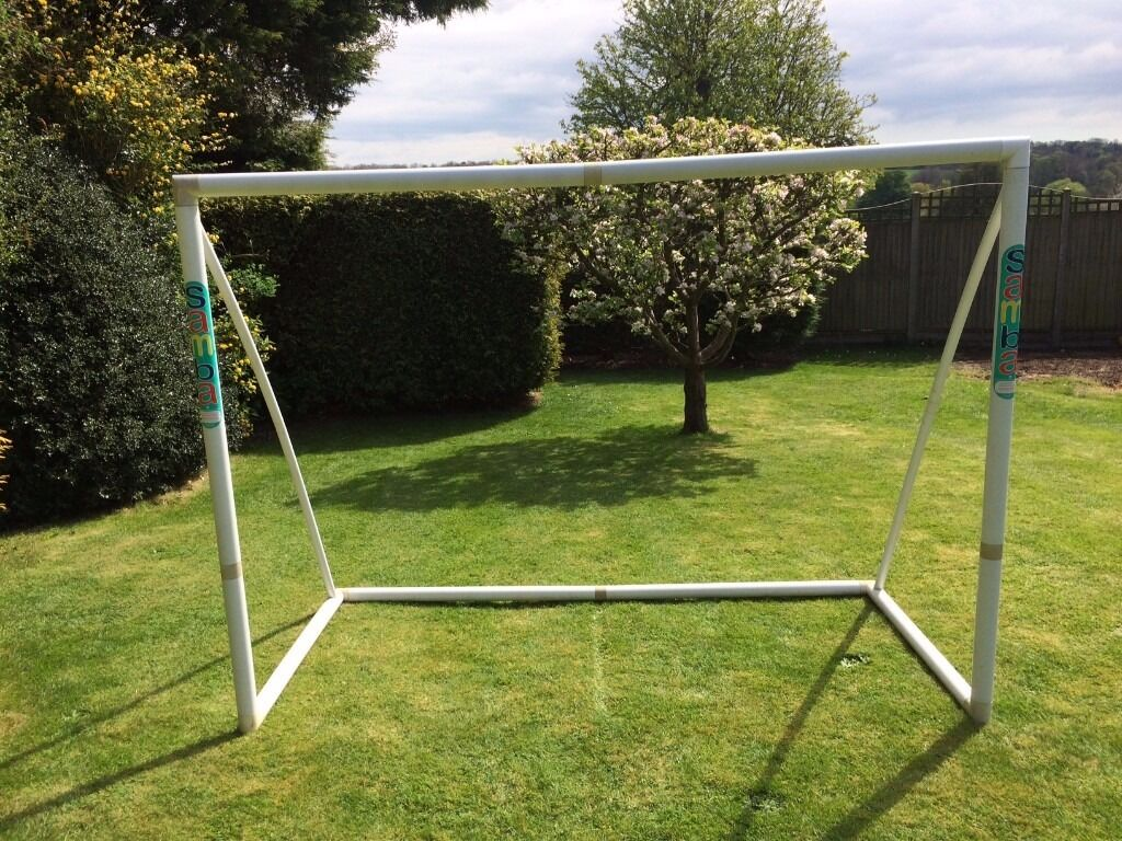Samba Football Goal 8ft x 6ftin Canterbury, KentGumtree - Samba football goal 8ft x 6ft. This goal is sold without the net but these can be bought from Samba for under £20. Whole goal and net retails at samba for around £95