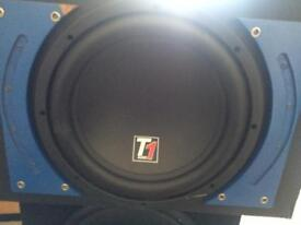 T1 audio subwoofer