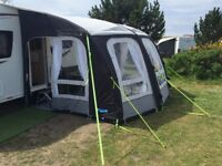 Kampa 400 air ace 2017 modle