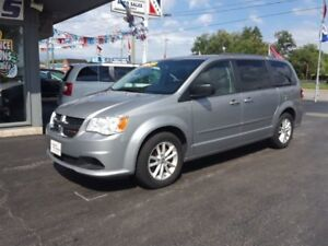 2014 Dodge Grand Caravan Stow and Go, 7 Passenger, Blue Tooth, P