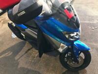 Yamaha Nmax125 blue 2019