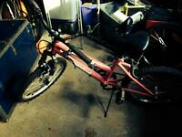 Girls bike good condition
