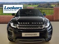 Land Rover Range Rover Evoque TD4 SE (black) 2016-04-20