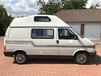 VW T4 CAMPERVAN 2.4L
