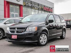 2013 Dodge Grand Caravan SE !!! STOW AND GO
