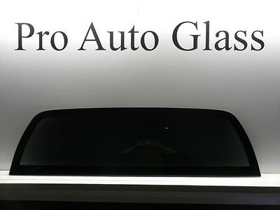 97-04 Dodge Dakota Tinted Stationary Back Rear Window Glass
