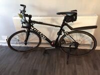 For sale!! Giant ( rapid4) bike in good condition £250.00 ono