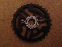 BMX sprockets / chain rings
