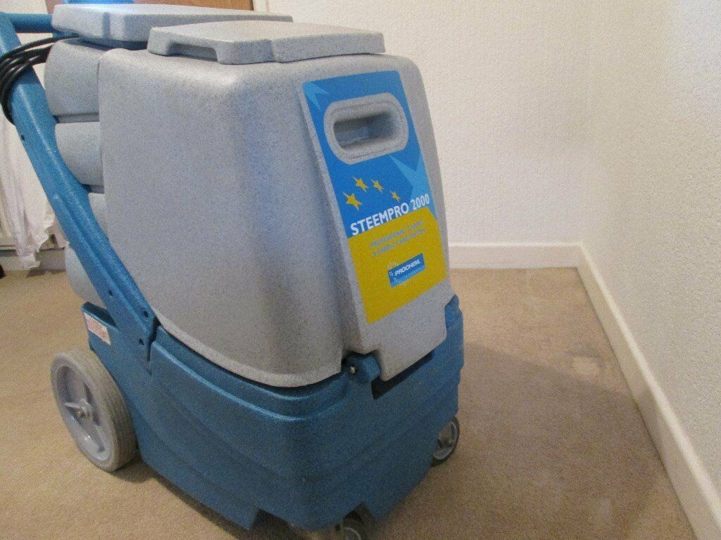 carpet cleaner machine prochem steempro industrial carpet cleaning machine vgc 12651