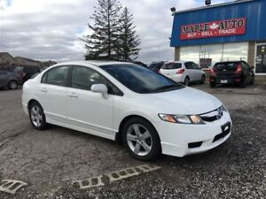 2010 Honda Civic Sport - NEW WINTER TIRE PACKAGE INCLUDED