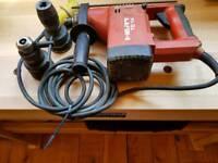 Hilti TE14 110 volt Drill.