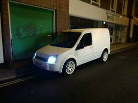 Ford transit connect 1.8 tddi, years Mot, brand new wheels and tyres