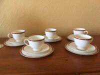 Wedgwood dinner plates and cups and saucers. for sale  Holywood, County Down