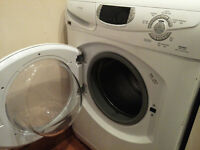 Hotpoint WD860 Front-Loading Washer / Dryer
