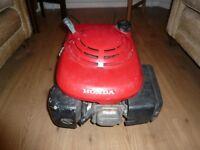 Honda Lawn mower engine 5.5HP ENGINE ONLY
