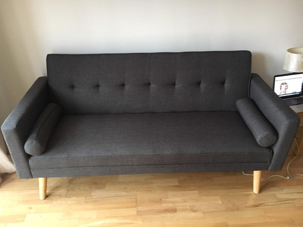 Scandinavian Style Sofa Bed For Sale In Hackney