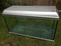 90litre Fish Tank and Filters
