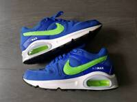 Nike Air Max trainers size 4.