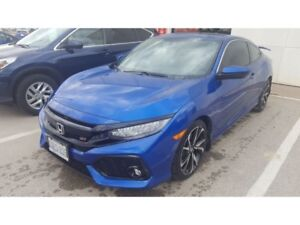 2017 Honda Civic Si Coupe - Demo