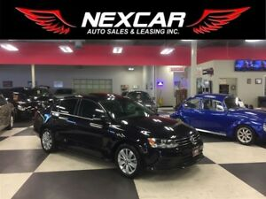 2015 Volkswagen Jetta 2.0L TRENDLINE + 5 SPEED SUNROOF BACKUP CA