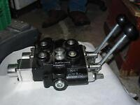 Hydraulic Control Valve c/w Fittings & Hoses-For Tow Truck Etc.
