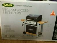 OUTBACK BBQ 3 BURNER WAS £500 TODAY OFFER £150