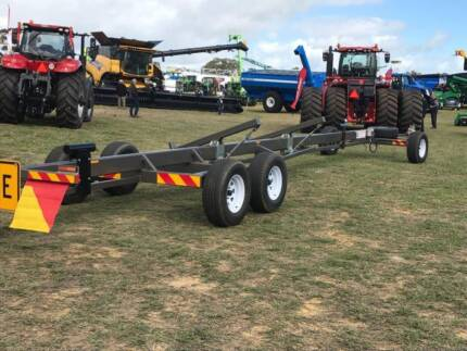Comb Trailers & Pick-Up Front Trailers